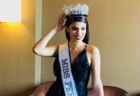 El VIDEO de Miss Perú 2019 borracha y vomitando por el que podría perder la corona