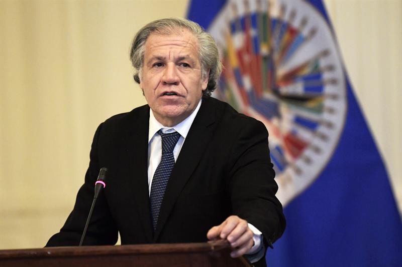 Almagro: ONU y el Sistema Interamericano tienen que coordinarse para implementar R2P en Venezuela
