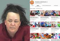 ¡Indignante! Madre youtuber de casi un millón de suscriptores es arrestada por torturar a sus hijos