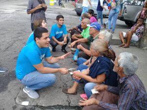 Vente Joven Mérida realizó gira por El Vigía