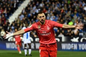 El Real Madrid continúa ante Leganés con su calvario de esta temporada
