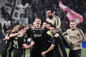 ¡Batacazo! Ajax sorprende a la pobre Juventus de Cristiano Ronaldo (Videos)