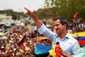 Guaidó dice que el Judas más quemado será el traidor que sumió a Venezuela en la tragedia que hoy vivimos
