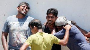 El mundo condena los atentados en Sri Lanka el día de Pascua