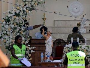 Atentado en Sri Lanka con ocho explosiones y al menos 290 muertos (Fotos)