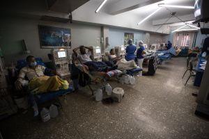 Pacientes oncológicos en Lara siguen esperando un centro de salud digno