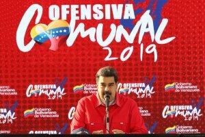 El chiste del día: Maduro pide ayuda a sus seguidores para arreglar lo que destruyó