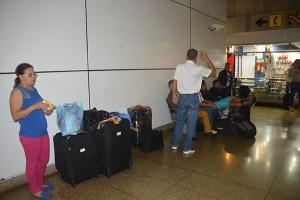 Hasta diez robos diarios a pasajeros se registran en el aeropuerto de Maiquetía