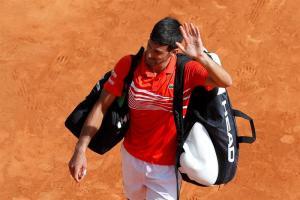 Djokovic cae eliminado en cuartos de Montecarlo a manos de Medvedev