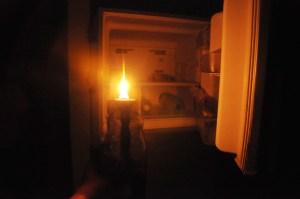 ¿Aló, Corpoelec? Vecinos de Parque Caiza y sus alrededores llevan más de 16 horas sin luz #17Nov
