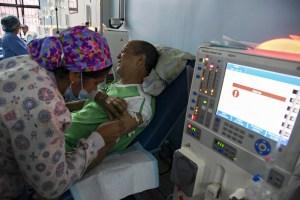 Pacientes con diabetes en Lara no encuentran insulina