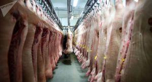 """Rusia exportará a Venezuela carne de res, cerdo y ave de corral """"libres de enfermedades"""""""