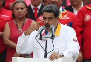 """¡Ay, le dolió! La advertencia de Maduro a los """"traidores"""" tras la renuncia de Isaías Rodríguez (Video)"""