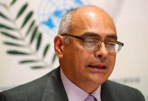 El chiste del día: El verdadero problema de salud de Venezuela es EEUU, dice Carlos Alvarado