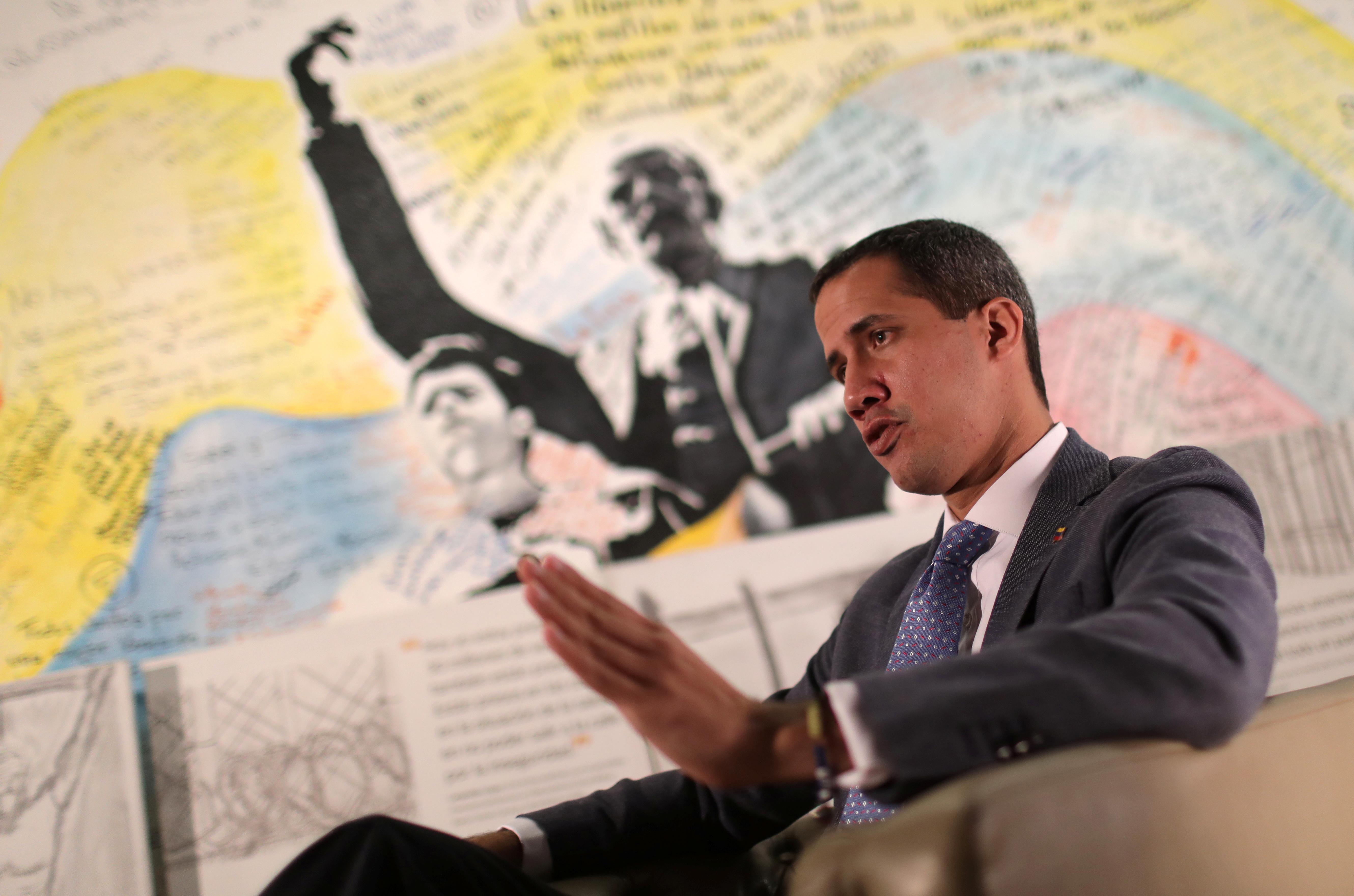 Reuters: Guaidó dice que EEUU debería ayudar a Venezuela a mantener Citgo