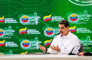 """El chiste del día II: Maduro dice que """"gobierna"""" para la felicidad de todos"""