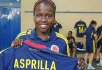 Encuentran sin vida a la futbolista colombiana Leidy Asprilla