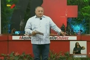 Diosdado asegura que Edgar Zambrano estará preso hasta que se aclare lo del #30Abr  (VIDEO)