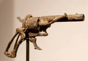 Subastan el revólver con el que se habría suicidado Van Gogh