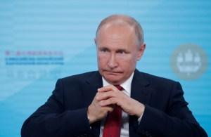 Putin reconoce que la vida de los rusos ha empeorado en los últimos años