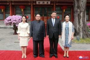 Xi dice que ayudará al régimen norcoreano a afrontar sus preocupaciones sobre seguridad