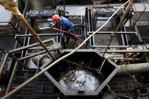 Bloomberg: La mitad de las plataformas petroleras de Pdvsa podrían desaparecer