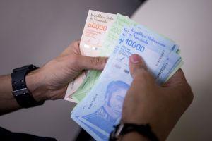 Inflación demolió la reconversión y el BCV multiplicó por 100 el billete de más alta denominación