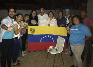 Catalina Ramos: Los llaneros están claritos, para que Venezuela sea libre y próspera toca fajarse