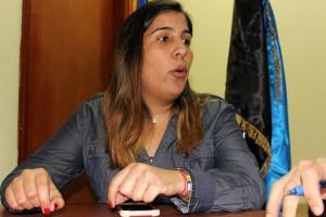 Diputada Barboza: Vivimos una catástrofe humanitaria no tenemos médicos, ni medicinas, ni hospitales