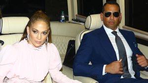 Las reglas que Jennifer López le impuso a Alex Rodríguez ante los rumores de infidelidad
