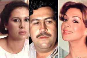 ESCÁNDALO: El toma y dame de la viuda y la ex amante de Pablo Escobar