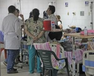 Múltiples fracturas y traumatismo craneal presentan sobrevivientes del vuelco en Perijá