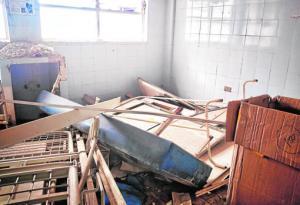 Escombros de Maduro: Hospital Victorino Santaella de Los Teques funciona 25% de su capacidad