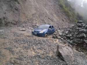 En alerta habitantes de Pueblo Llano, en Mérida, por continuos deslizamientos de tierra