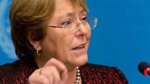Amnistía Internacional: Es FUNDAMENTAL que Bachelet se reúna con las víctimas