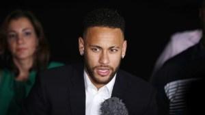 El caso de violación de Neymar llegó a Francia: la Policía incautó videos de las cámaras de seguridad del hotel