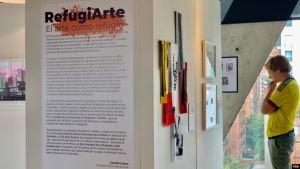RefugiArte: Exposición artística por y para migrantes venezolanos
