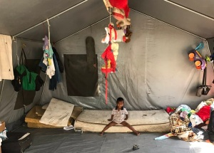 Así son los campamentos de ONU para refugiados venezolanos en La Guajira (fotos)
