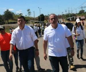 Francisco Sucre: Nuestra lucha contra la tiranía y la dictadura se mantiene firme