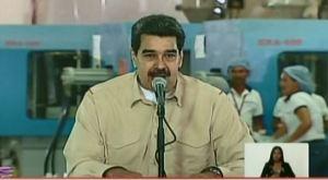 El CHISTE del día II: Maduro prometió otro satélite, fibra óptica y tecnología 5G