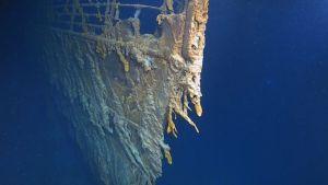 Revelan inéditas e impresionantes imágenes del Titanic tras 14 años de su última exploración (VIDEO)