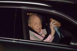Un equipo médico implantará entre tres y cuatro bypass a Juan Carlos I