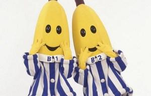 """""""Bananín"""" y """"Bananón"""" son novios en la vida real desde hace 26 años"""