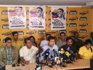 Carlos Ocariz: Las soluciones para Miranda se enmarcan en el Plan País