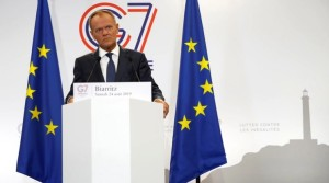 Donald Tusk: La UE responderá a EEUU si aumenta los aranceles al vino francés