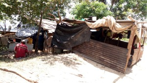 Más de 100 familias waraos viven entre la basura y con la proliferación de tuberculosis y VIH