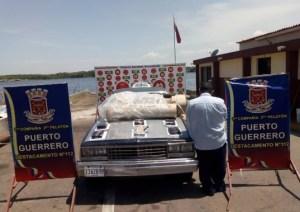 ¡Se cayó con los kilos! Detienen en el Zulia a un hombre con 6 panelas de marihuana ocultas en un transporte público