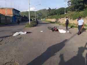 Matan a dos policías en Villa de Cura