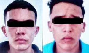 """Capturaron al """"Cacha Floja"""" y al """"Toto"""", presuntos homicidas buscados en Aragua"""