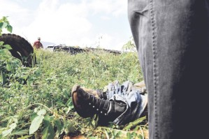 Encuentran a adolescente con un tiro en el pecho en Ciudad Guayana